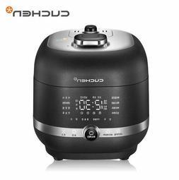 Cuchen Pressure Rice Cooker CJR-PM0610RHW Auto Steam Clean 6