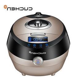 Pressure Rice Cooker CJS-FA1010DV Auto clean Pressure 10 CU