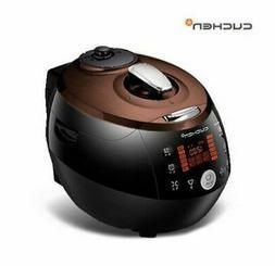 Cuchen Pressure Rice Cooker CJS-FC0611F Auto Steam Clean 6 C