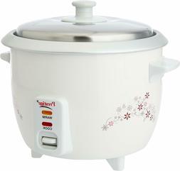 Prestige Delight PRWO 1-Litre Electric Rice Cooker White
