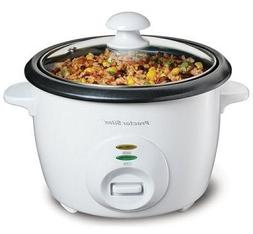 Proctor 37534 WHT 8 Cup Rice Cooker