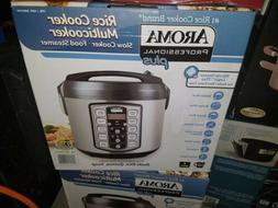 Aroma Professional Plus Rice Cooker and Slow Cooker Model #A