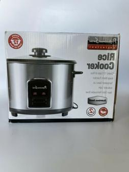 professional series collezioni stainless steel 12 cup