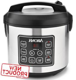 Programmable Automatic Rice Grain Cooker 20 Cup Steam Food S