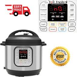Programmable Pressure Cooker Slow Cooker Rice Cooker Steamer