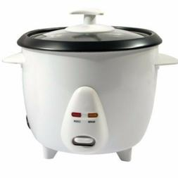 Rice Cooker 0.8ltr Non Stick Automatic Electric Pot Warmer W