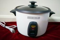 RICE COOKER 16-Cup Black and Decker! New! Free Shipping!