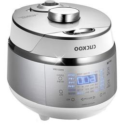 CUCKOO IH Electric Rice Cooker 220V CRP-EHS0320FW 3cups Kore