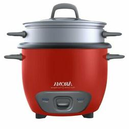 Rice Cooker and Food 6-Cup   Aroma Housewares Pot Style