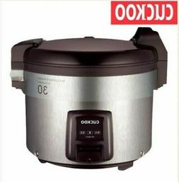 CUCKOO Rice Cooker CR-3031V NonPressure 30 Cups 220V Consume