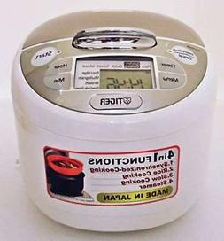 TIGER Rice Cooker JAX-S10A WZ AC240V 1.0L 5.5 cup Made in Ja