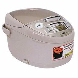 TIGER Rice Cooker JAX-S10W CZ 5.5 Cup AC220V Made In Japan E