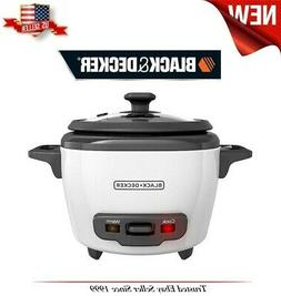 Rice Cooker Warmer 3-6 cups White 2 Year Warranty Non Stick