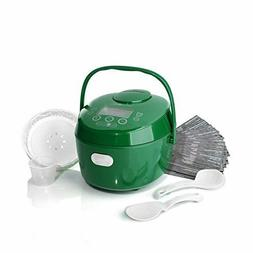 Simply Ming Turbo Convection Rice Cooker by Aroma - Green