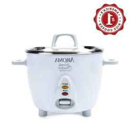 Aroma Housewares Simply Stainless 14-Cup Rice Cooker