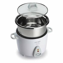 Aroma Simply Stainless 6-20 Cup Rice Cookers