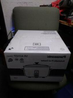 Panasonic SR-42HZP Automatic Rice Cooker   Brand New