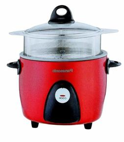 PANASONIC SR-G06FGER Automatic Rice Cooker/Steamer
