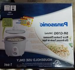 Panasonic SR-G10G 5.5-Cup Automatic Rice Cooker Steamer