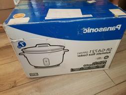 Panasonic SR-GA721L 40-Cup Electric Rice Cooker