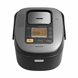 Panasonic Rice Cooker & Multi-Cooker SR-HZ106, 5-Cup  with I