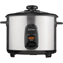 Brentwood Ts-20 Stainless Steel 10-cup Rice Cooker; Stainles