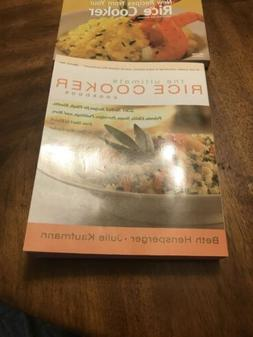 Ultimate Rice Cooker Cookbook New Recipes from Your Rice Coo