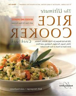 Ultimate Rice Cooker Recipe Book: 250 No-Fail Recipes