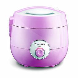 Cuchen WM-MI0601US 6 Cups Pink Mechanical Rice Cooker