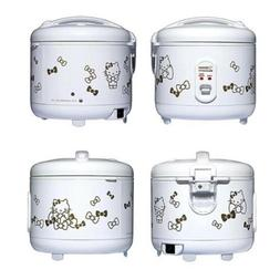 Zojirushi x Hello Kitty Limited Edition Automatic Rice Cooke