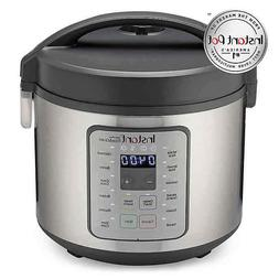 Instant Pot  Zest™ Plus 20-Cup Rice and Grain Cooker Progr