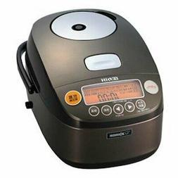 ZOJIRUSHI NP-BQH10 BA IH Rice Cooker 5.5 Go 220-230V Brown F