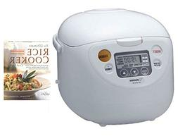 Zojirushi NS-WAC18-WD 10-Cup  Micom Rice Cooker and Warmer +